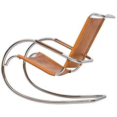 Rocking Chair Produced by Fasem in Italy