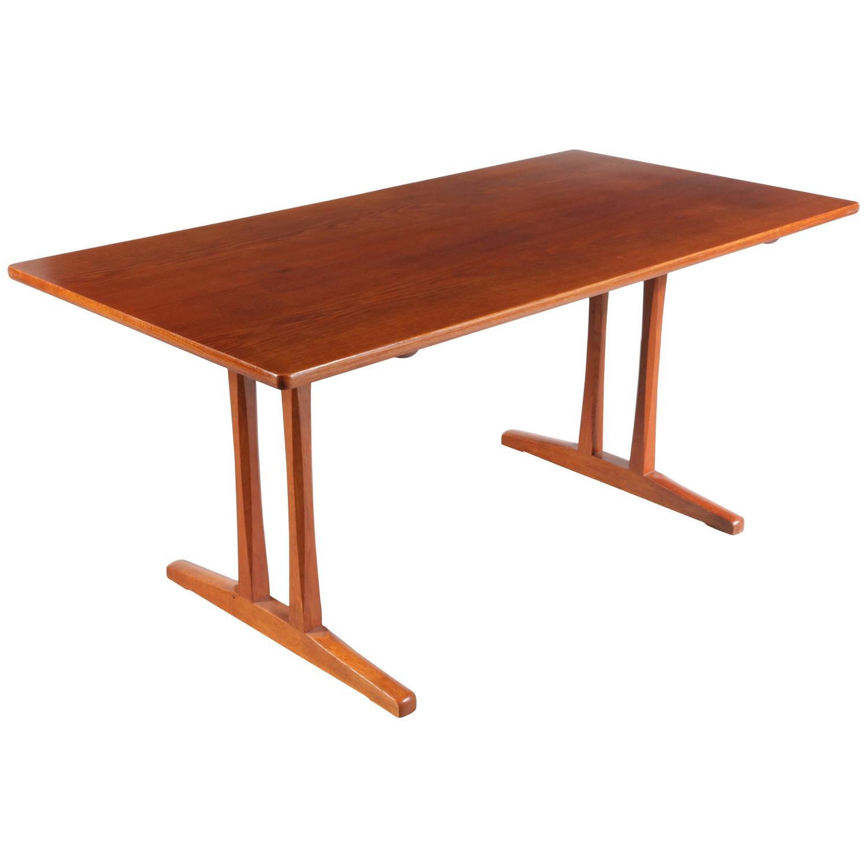 Shaker Table by B¸rge Mogensen at 1stdibs