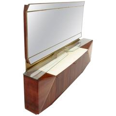 Dresser with Mirror from Dassi, 1950s