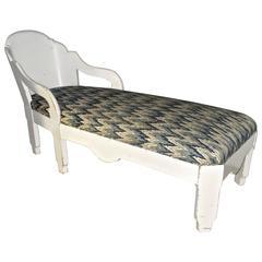 Josef Hoffmann Weiner Werkstatte Style Day Bed
