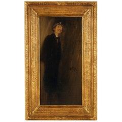 Salvatore Anthony Guarino, Portrait of James Abbott McNeill Whistler, 1904