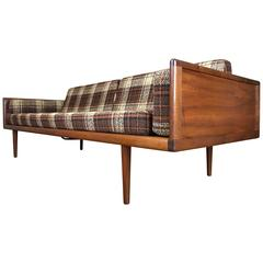 Mid-Century Modern Mel Smilow Minimalist Sofa for Smilow-Thielle Furniture