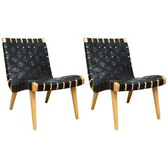 Jens Risom Knoll Lounge Chairs