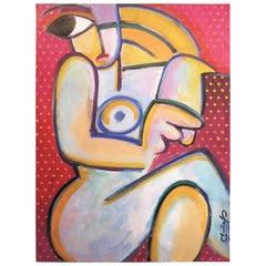 Pop Art, Benjamin Casiano, 2016