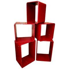 Willy Guhl Modular Bookcase