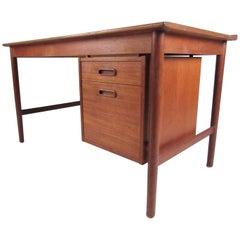 Mid-Century Dux Model 541 Teak Writing Desk