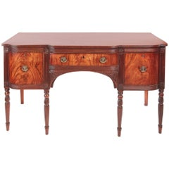Quality Mahogany Georgian Sideboard