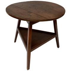 English Cricket Table of Oak