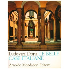 Le Belle Case Italiane by Doria Ludovica, First Edition