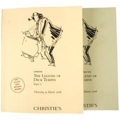 """Legend of Dick Turpin Part 1 & 2"" Christie's"