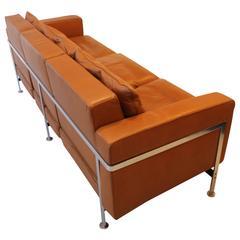 Robert Haussmann Three-Seat Sofa