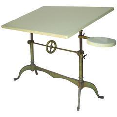 Antique Keuffel & Esser Drafting Table
