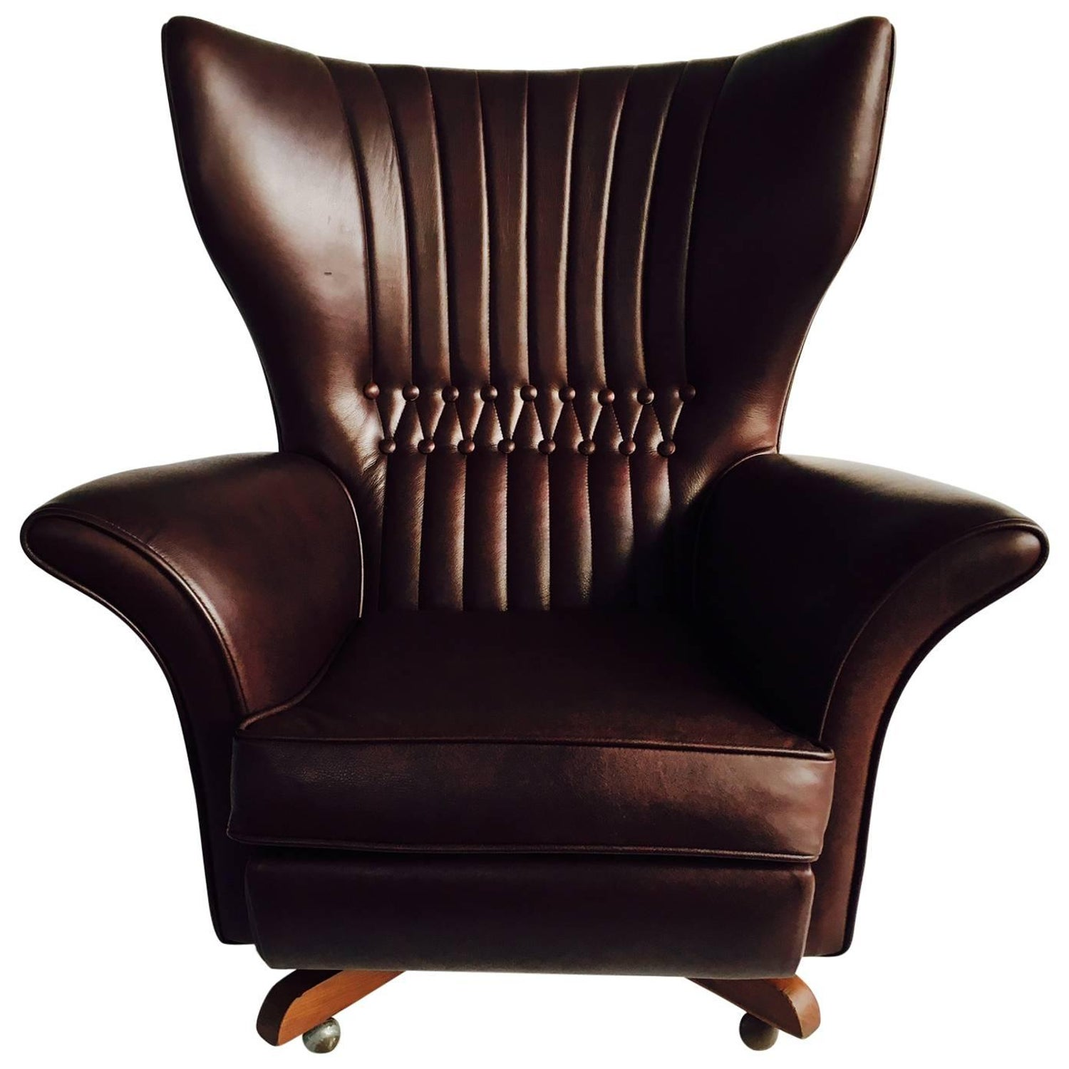 1960s G Plan Most fortable Chair in the World 6250 Swivel