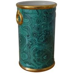 1970s Christian Dior Ceramic Vase