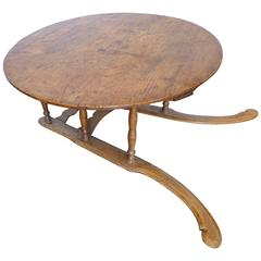 19th Century Primitive American Bandsaw Table At 1stdibs