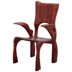 One of a Kind Studio Charles B. Cobb Armchair, US, 1977