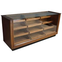 Art Deco Apothecary Cabinets