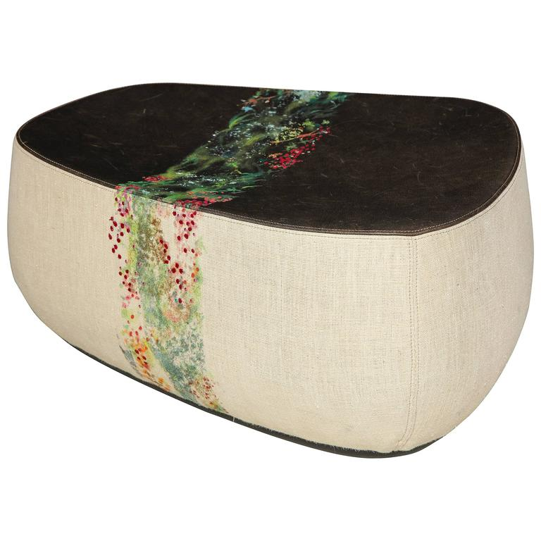 """""""Fjord"""" Stool by Nuala Goodman and Patricia Urquiola for Moroso"""