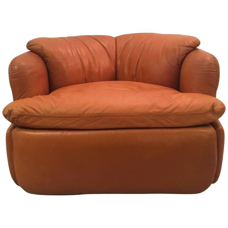 Single Confidential Armchair For Sale
