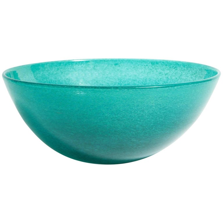 Ercole Barovier Large Bowl