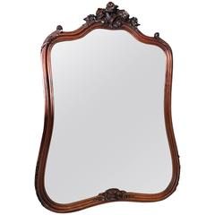 19th Century Louis XV Style Mirror
