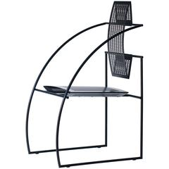 Mario Botta Quinta Chair Alias Post Modern design