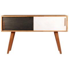 Sideboard Cabinet BA Black and White by Julien Ebeniste Bordeaux