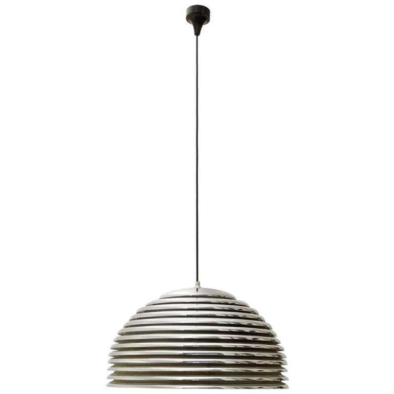 Saturn Pendant Lamp by Kazuo Motozawa for Staff, 1970's