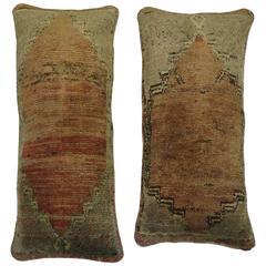 Bolster Turkish Rug Pillows