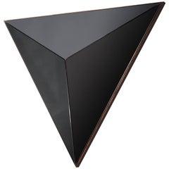 Volume Gray Mirror Convex by Robert Sukrachand, Made in USA