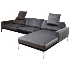 Corner Sofa Spirit by German Manufacturer Bielefelder Werkstätten