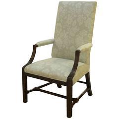 19th Century Mahogany Chair