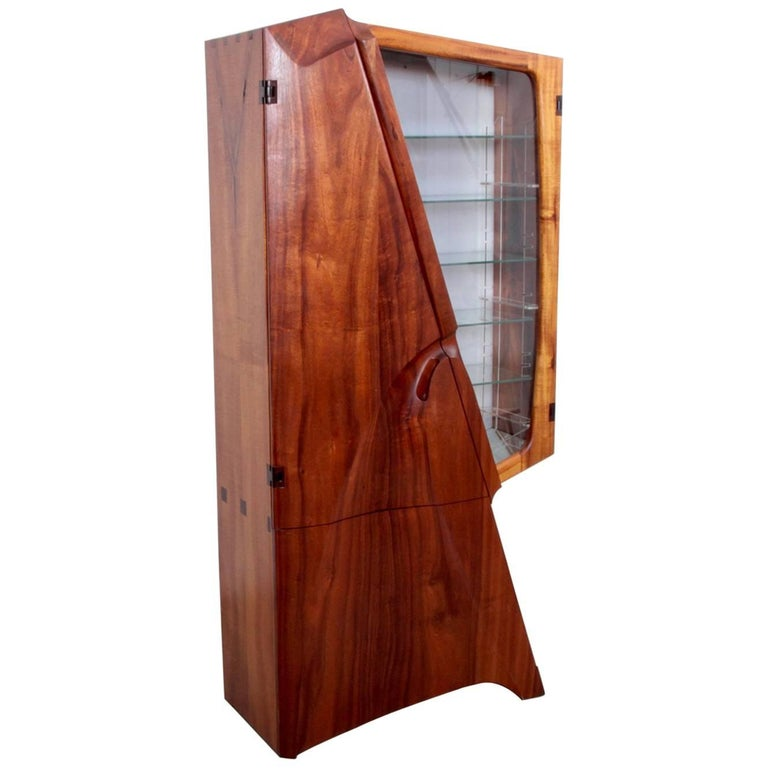 One of a Kind Studio Charles B. Cobb Cabinet, US, 1980s