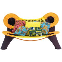 Madame Dakar Settee by Ayse Birsel & Bibi Seck for Moroso for Indoor and Outdoor