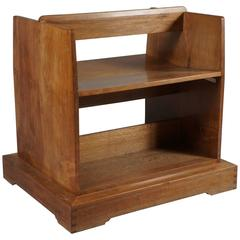 English Arts & Craft's Standing Bookcase