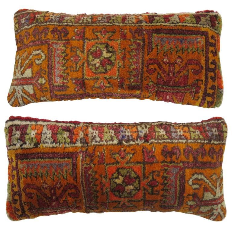 Pair of Bolster Pillows