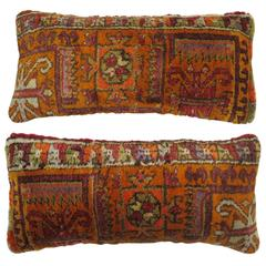 Pair of Bolster Pillows