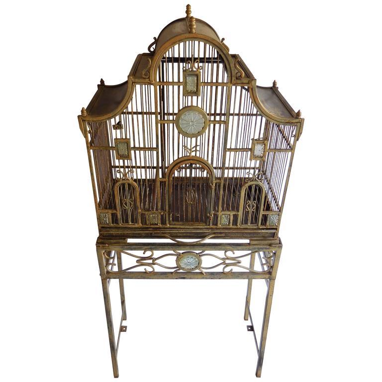 1920s English Birdcage 1