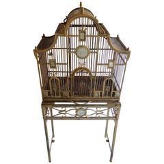1920s English Birdcage