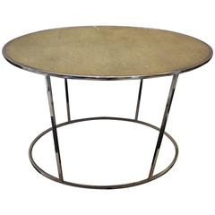 Theodore Alexander Shagreen Top Table