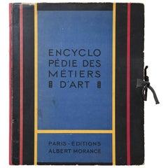 'Encyclopedie Des Metiers D'art Decoration Moderne Tome II'