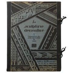 'La Sculpture Decorative Moderne 2eme Serie' by Henri Rapin