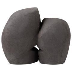 Incredible Sculptural Visage Ceramic Form by Tim Orr