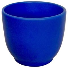 Vivid Blue California Modern Planter Pot by Gainey Ceramics