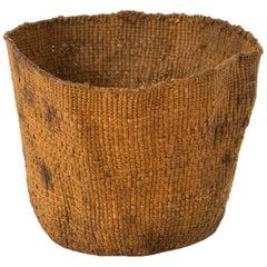 Native American Thlinget Basket