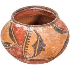Indianische Acoma Schüssel