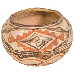 Late 19th Century Native American Zuni Bowl