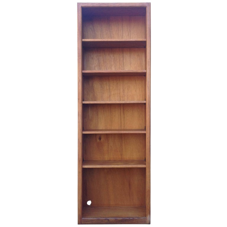 Tall and Narrow Gerald McCabe Bookshelf