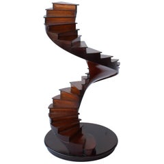Vintage French Staircase Model
