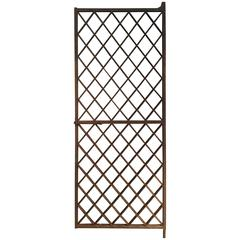 French Directoire Wrought Iron Gate